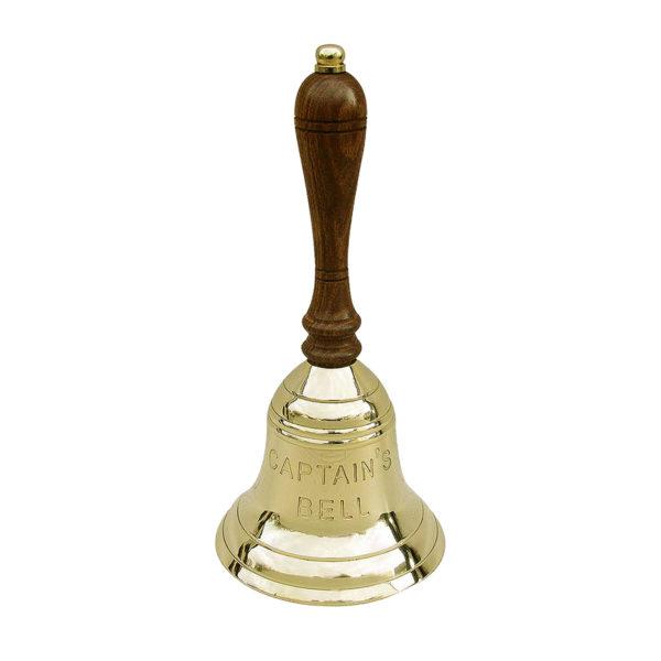 Handglocke Messing – Captains Bell – 21cm