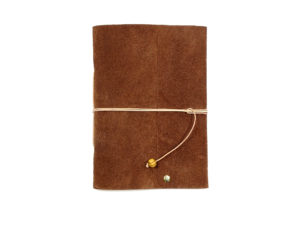 Lederbuch Travel Memory Bamby - A5