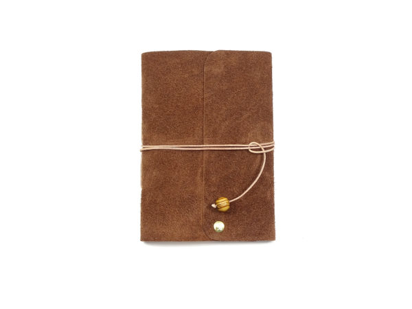 Lederbuch Travel Memory Bamby - A6